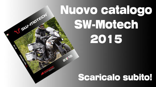 Catalogo SW-Motech Bikerfactory 2015