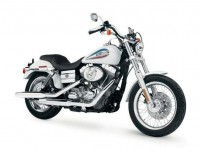 Harley Davidson FXD35 35th Anniversary Dyna Super Glide