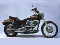 Harley Davidson FXLR Low Rider Custom