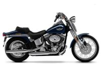 Harley Davidson FXSTS Softail Springer