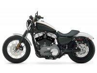 Harley Davidson XL1200N Sportster Nightster