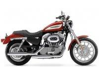 Harley Davidson XL883R Sportster Roadster