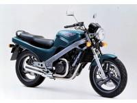 Honda NTV 650 Revere