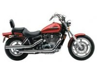 Honda VT 1100 Shadow Spirit