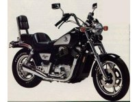 Honda VT 700 C Shadow