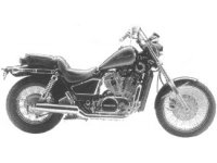 Honda VT 800 C Shadow