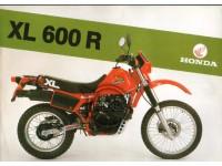 Honda XL 600 R
