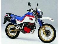 Honda XL 600 RM / LM
