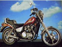 Kawasaki EN 454 LTD