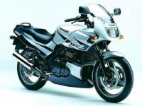 Kawasaki GPZ 500 S - GPZ 500 S/EX