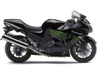 Kawasaki ZX 14 Ninja (modello USA)