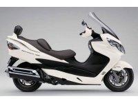 Suzuki Burgman / Skywave AN400
