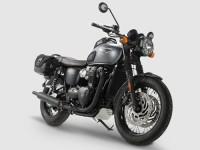 Triumph Bonneville T120 / Black