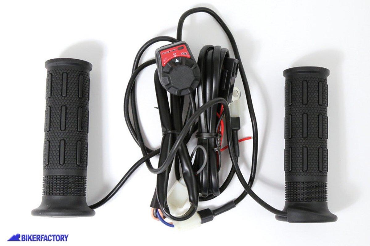 offrire sconti grande selezione vendita a buon mercato usa Kit manopole riscaldate KOSO per moto e scooter [Ø22mm - lung. 130 mm] per  BMW R 850 R / R 1100 R