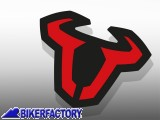 BikerFactory Adesivo Con Logo SW Motech. 100 mm. Stampa digitale LOG.00.002.10300 B 1025024