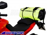 BikerFactory Borsa Posteriore impermeabile %28 rotolo %29 BAGS CONNECTION DRYBAG GIALLO NEON %2ASecurity Line%2A 1020797