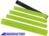 BikerFactory Fascia di sicurezza retroriflettente %22SNAP WRAP%22 %2ASecurity Line%2A 1015050