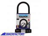 BikerFactory Lucchetto OXFORD mod. MAGNUM U Lock 0XF.00.OF173 1025126
