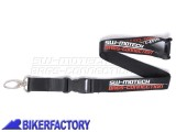 BikerFactory Laccetto da collo porta badge SW Motech. BKL.00.007.00S 1015987