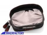BikerFactory Borsetta porta GPS SW Motech mod. NAVi Bag M %28EXT%3A 150 mm x 105 mm x 35 mm INT%3A 135 mm x 90 mm x 20 mm%29. BC.GPS.00.003.10000 1012697