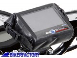 BikerFactory Borsetta porta GPS mod. NAVi Bag Impermeabile %28INT%3A 120 mm x 90 mm x 25 mm%29. BC.GPS.00.005.10000 1012699