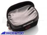 BikerFactory Borsetta porta GPS mod. NAVi Bag XL. %28EXT%3A 145 mm x 100 mm x 75 mm INT%3A 125 mm x 80 mm x 65 mm%29. BC.GPS.00.001.10000 1012687