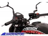 BikerFactory Kit Adattatore SW Motech per Garmin Zumo 340 350 660 GPS.00.085.10000 B 1003064