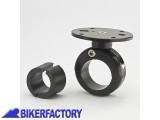 BikerFactory Supporto navigatore ZTechniK per manubri da %C3%9822mm%2C %C3%9826mm%2C %C3%9828mm%2C %C3%9832mm. 1013140