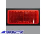 BikerFactory Catarifrangente rosso universale ERMAX per supporto portatarga ER00.910506055 1024452