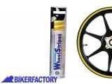 BikerFactory Profilo Adesivo Ruote 7mm OXFORD scegli il colore che preferisci 1026533