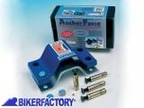 BikerFactory Antifurto meccanico MOTO e SCOOTER Ancoraggio a terra fisso per catena OXFORD mod. Anchor Force OXF.00.OF440 1025079