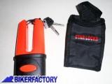 BikerFactory Antifurto meccanico MOTO e SCOOTER Lucchetto per disco freno %28 blocca disco grande %29 STARLOCK 1024242