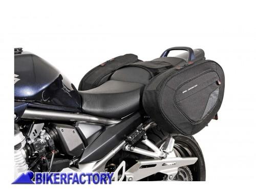 Kit completo borse laterali Blaze con telaietto a sgancio rapido X ... 847a2e09a14