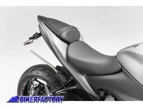 Kit completo borse laterali SW Motech Blaze H con telaietto a sgancio  rapido x Suzuki GSX S 1000   F BC.HTA.05.740.10700 B 7f1a670650c
