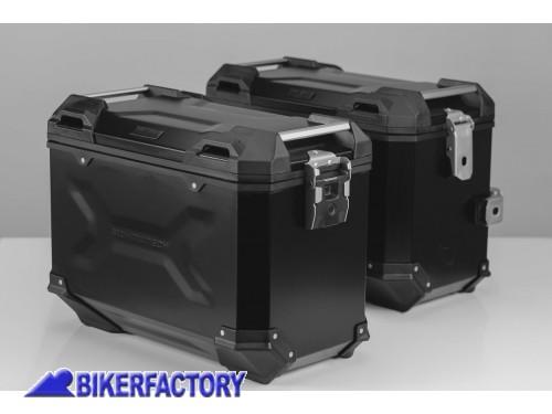 c67059a02a Kit Borse laterali in alluminio SW Motech TRAX ADVENTURE 45 / 45 ...