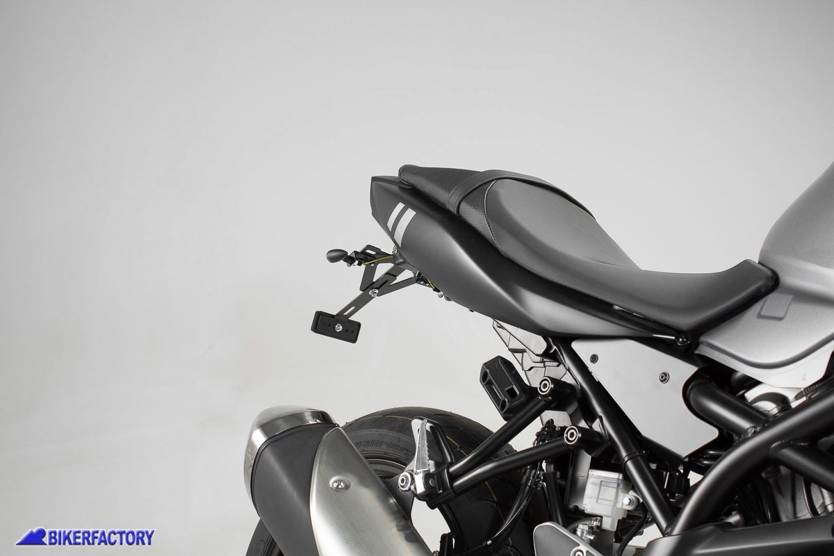 Fast Pro Black laterale specchietto retrovisore moto Suzuki Gsxr 1000/600/750/SV 650//1000S moto specchi