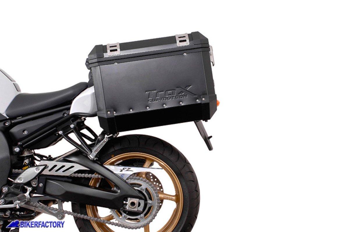 FZ8 N 800 Manopole manubrio Yamaha BT Bulldog 1100 TC//Nero FZ1 1000