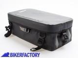 BikerFactory Borsa espansione impermeabile in tela cerata TRAX GEAR SW Motech per borse laterali in alluminio TRAX ADVENTURE BC.ALK.00.732.10201 B 1033599