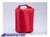 BikerFactory Borsa impermeabile SW Motech Drypack in Tela cerata 210D 250D colore Rosso 13 lt. BC.WPB.00.015.10000 1030820