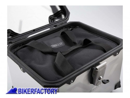 BikerFactory Borsa interna SW Motech TRAX GEAR%2B per bauletto TOP CASE in alluminio TRAX BC.ALK.00.732.10300 B 1030795