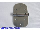 BikerFactory Cerniera in metallo 8914 1010022