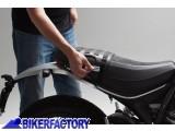 BikerFactory Coppia ganci a S per borse laterali morbide SW Motech Legend Gear LS1 e LS2 BC.ZUB.00.085.30000 1034580