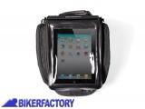 BikerFactory Custodia impermeabile SW Motech porta tablet per borse da serbatoio Quick Lock BC.TRS.00.151.10000 1019775