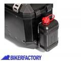 BikerFactory Kit Tanica di rifornimento per moto %282 lt.%29 per borse SW Motech TRAX. ALK.00.165.31100 B 1018996