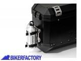 BikerFactory Kit borraccia SW Motech in alluminio %280%2C6 Lt.%29 per moto per borse TRAX. ALK.00.165.30700 S 1018661