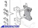 BikerFactory Piastra base universale per montaggio accessori su borse SW Motech TRAX. ALK.00.165.30900 S 1018687