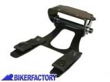 BikerFactory Supporto metallico porta GPS per borse da serbatoio SW Motech BCK.GPS.00.010.100 1000051