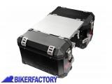 BikerFactory Tavolino SW Motech TRAX%C2%A9 in alluminio per moto e campeggio %28per borse TRAX EVO%29 ALK.00.165.30500 S 1019431