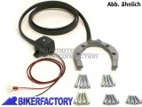 BikerFactory Aggancio borse serbatoio Quick Lock con corrente %5BBAGS CONNECTION%5D per KAWASAKI%C2%AE TRE.00.475.140 1000730