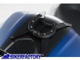 BikerFactory Kit adattatore aggancio borse serbatoio Quick Lock TANKRING standard %281%C2%B0 gen.%29 per BMW F 800 R F 800 GT F 800 ST TRT.00.475.20600 S 1024403